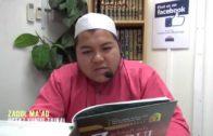 Yayasan Ta'lim: Zadul Ma'ad [12-02-15]