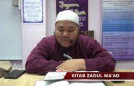 Yayasan Ta'lim: Zadul Ma'ad [18-06-15]