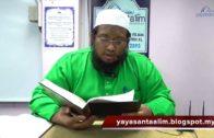Yayasan Ta'lim: Zadul Ma'ad [29-09-16]