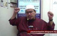 Yayasan Ta'lim: Fiqh Zikir & Doa [25-04-18]
