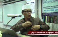 Yayasan Ta'lim: Erti Kehidupan [14-04-18]