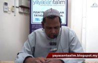 Yayasan Ta'lim: Jami'ul Ulum Wal Hikam [14-04-18]