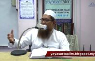 Yayasan Ta'lim: Adab-Adab Islam [12-04-18]