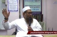 Yayasan Ta'lim: Adab-Adab Islam [29-03-18]