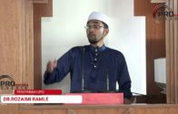Dr Muhammad Rozaimi Ramlee : Konsep Tawakal Kepada RabbulAlamin