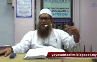 Jika Lamaranmu Ditolak, Ustadz DR Khalid Basalamah, MA