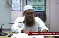 Yayasan Ta'lim: Adab-Adab Islam [26-04-18]