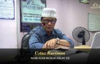 Yayasan Ta'lim: Adab-Adab Muslim [05-04-16]