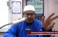 Yayasan Ta'lim: Tafsir Al-Qur'an Juz 4 (Ibn Kathir) [10-04-18]