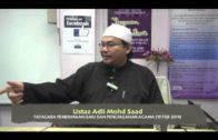 Yayasan Ta'lim: Tatacara Penerimaan Ilmu & Penghujahan Agama [19-02-14]