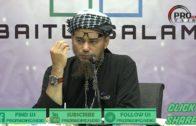11-07-2018 Ustaz Fadil Kamaruddin : Tafsir Al-Quran Surah Al-Alaq