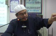 Yayasan Ta'lim: Kelas Hadith Sahih Muslim [16-05-18]