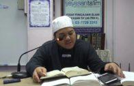 Yayasan Ta'lim: Zadul Ma'ad [03-05-18]