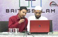 21-07-2018 Syeikh Ahmad Bin Muhammad : Daurah Kewajipan Ahlus Sunnah Terhadap Al-Quran Sesi Pertama