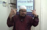Yayasan Ta'lim: Fiqh Al-Asma' Al-Husna [26-06-18]