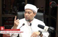 06-08-2018 Ustaz Ahmad Jailani: Gempa Bumi – Teruskan Solat Atau Batalkan?