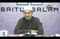 16-10-2018 Ustaz Mohamad Azraie : Syarah Fiqh Akhlak | Bohong Yang Diboleh Dlam Pendamaian