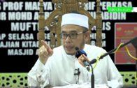 SS Dato Dr Asri-HukumBaca Quran Di Smart Phone Tanpa Wudhu