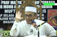 SS Dato Dr Asri-Dengar Cakap Je Dah Tahu Kualiti Akal