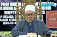 SS Dato Sr Asri-Ayah Meninggal Sedangkan Saya Ada Janji Dgnnya