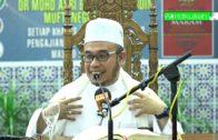 SS Dato Dr Asri-Jika Junub Tidak Boleh Baca Quran Bgmn Dgn Haid