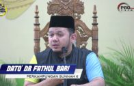 20-04-2019 Dato' Dr. Fathul Bari : Menjaga Maqasid Syariah Dalam Berdakwah.