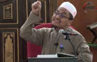 19-02-2019 Ustaz Rizal Azizan: Rahsia Doa   Kitab Ad Daa' Wad Dawaa'