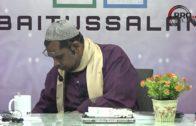 24-02-2019 Ustaz Halim Hassan : Penjelasan Ringkas Dua Kalimah Syahadah   Sesi Ke- 2