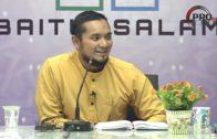 24-02-2019 Ustaz Muhammad Faiz : Syarah Hishnul Muslim   Zikir Pagi & Petang