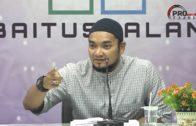 19-02-2019 Ustaz Muhammad Faiz : Syarah Hishnul Muslim   Zikir Pagi & Petang