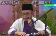 SS Dato Dr Asri-Pakaian Utk Solat Bkn Ala Kadar Kalau Benar2 Faham Siapa Kita Mengadap