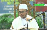 SS Dato Dr Asri-Minta Ulas OKU Diminta Solat Diluar Hanya Kerana Roda Ada Kesan Tanah