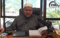 18-02-2017 Ustaz Yunus Zainal: Matan Ghoyah Taqrib Mazhab Syafi'i