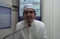 2019 04 07 Ustaz Fashan   Sahih Bukhari