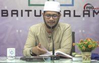 22-05-2019 Ustaz Mohd Khairil Anwar : Syarah Bulughul Maram   Bab Azan