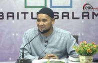 12-05-2019 Ustaz Muhammad Faiz : Syarah Hishnul Muslim   Bab Zikir Sebelum Tidur