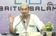 02-07-2019 Ustaz Mohamad Azraie : Syarah Shahih Muslim | Hadis Akhir Zaman