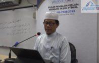 [2019.07.05] Ustaz Kariman – Ilmu Balaghah Al Quran