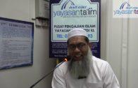 [2019.07.09] Ustaz Azzahari – Adab Adab Islam