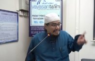[2019.07.03] Ustaz Adli – Fiqh Al Asma' Al Husna