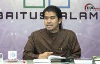 17-07-2019 Dr. Kamilin Jamilin : Syarah Al-Fiyyah Imam Suyuti |