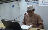 [2019.07.18] Ustaz Kariman: Cinta Allah SWT & Rasul SAW