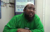 Yayasan Ta'lim Fiqh Zikir & Doa 24 10 18