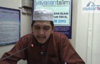 [2019.07.24] Ustaz Fashan – Sirah & Sejarah Islam
