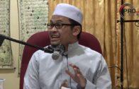 16-07-2019 Ustaz Shafiy Zakaria: