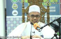 20190822-SS Dato Dr Asri-BM 75 | Berwudhu Ditempat Luka
