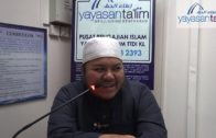 Yayasan Ta'lim: Zadul Ma'ad [26-09-2019]