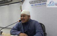 Yayasan Ta'lim: Hadith 40 Imam Nawawi [17-09-2019]
