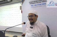 Yayasan Ta'lim: Tafsir Ibn Kathir [17-09-2019]