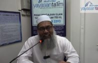 Yayasan Ta'lim: Adab-Adab Islam [27-08-2019]